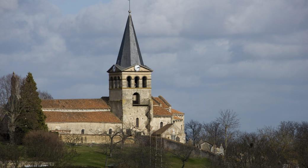 Église Saint-Mazeran