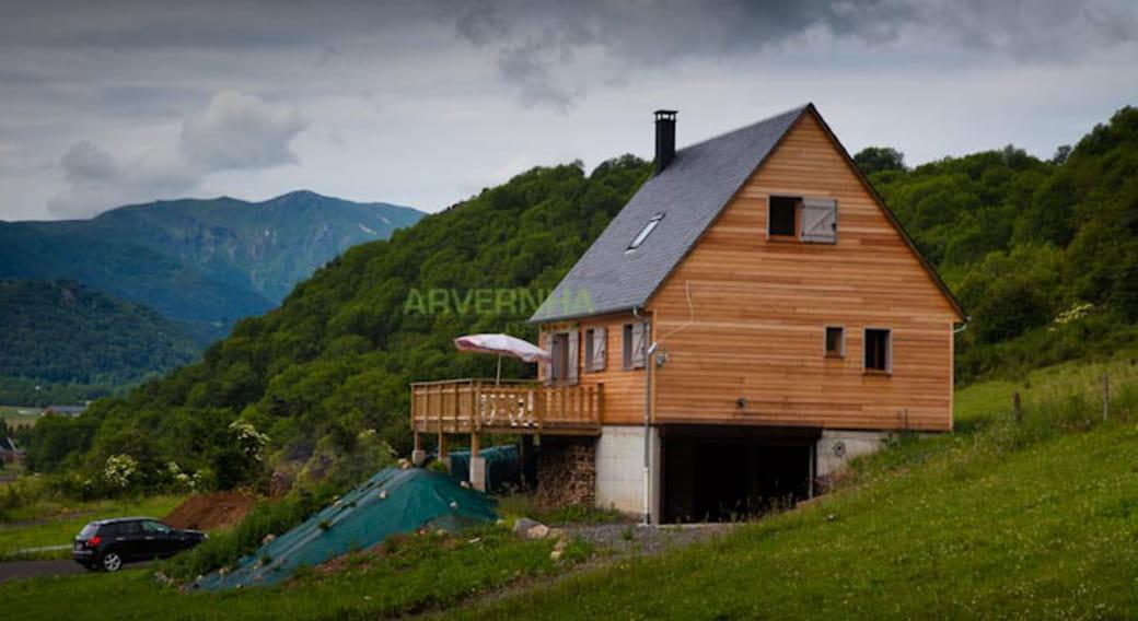 Le Chalet du Puy Ferrand