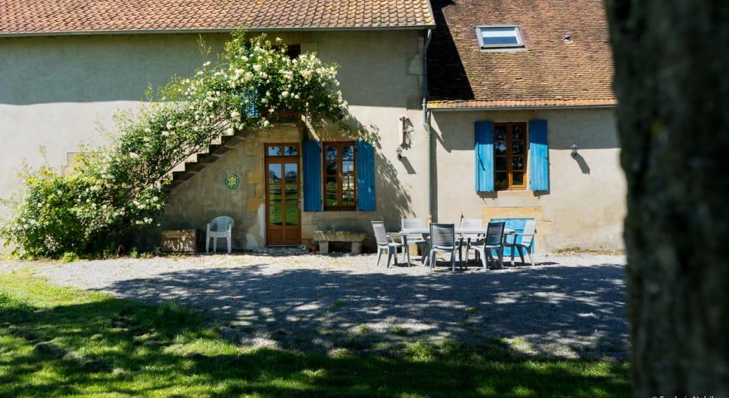 Gîte des Sources à Souvigny