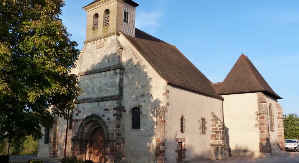 Eglise Saint-Pierre de Trévol