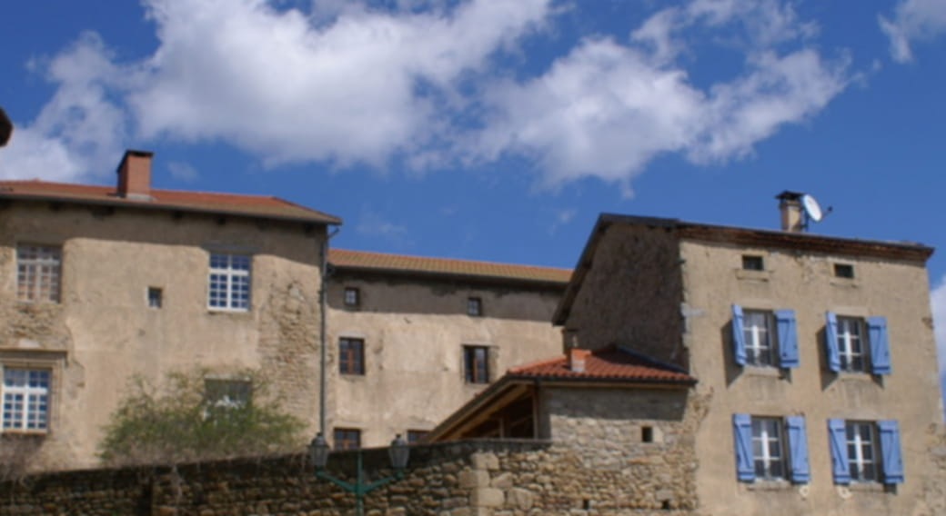 Château de Saint Bonnet le Chastel
