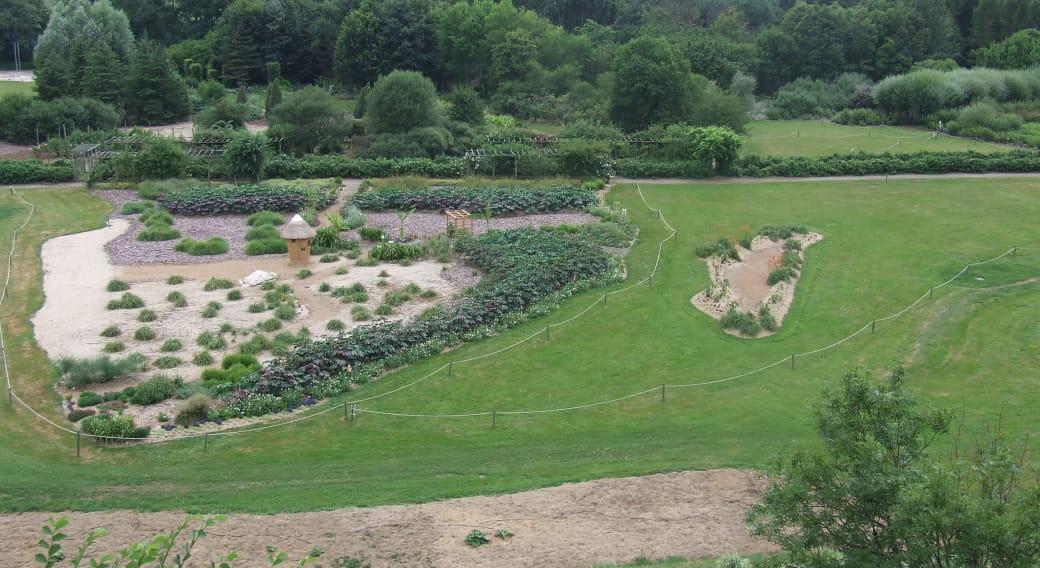 Jardin pour la Terre
