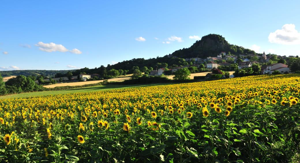 Vodable : capitale du Dauphiné d'Auvergne
