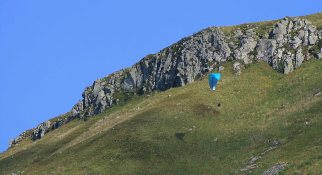 Sites de parapente du Mont-Dore