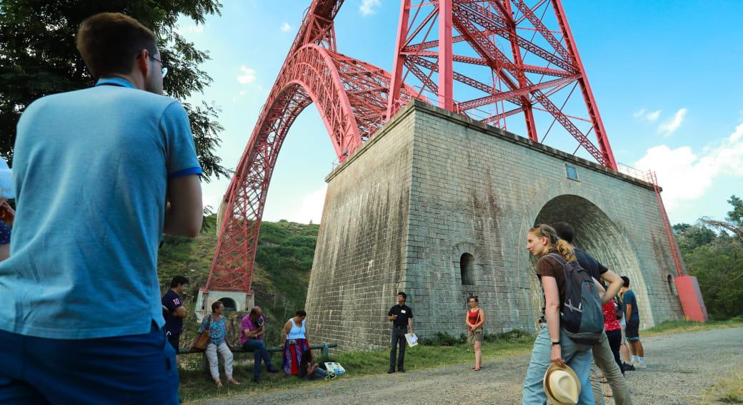 L'histoire d'un viaduc - Visite commentée du Viaduc de Garabit