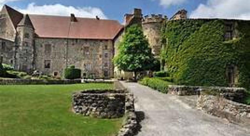 Séjournez dans un château royal