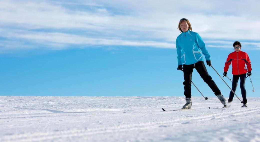 Ski de fond - Secteur La Bourboule - Charlannes