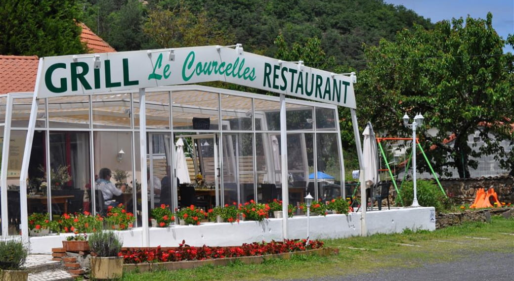 Restaurant Grill le Coucelles Massiac