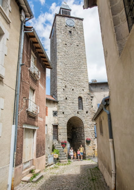 Craponne-sur-Arzon - Centre Historique
