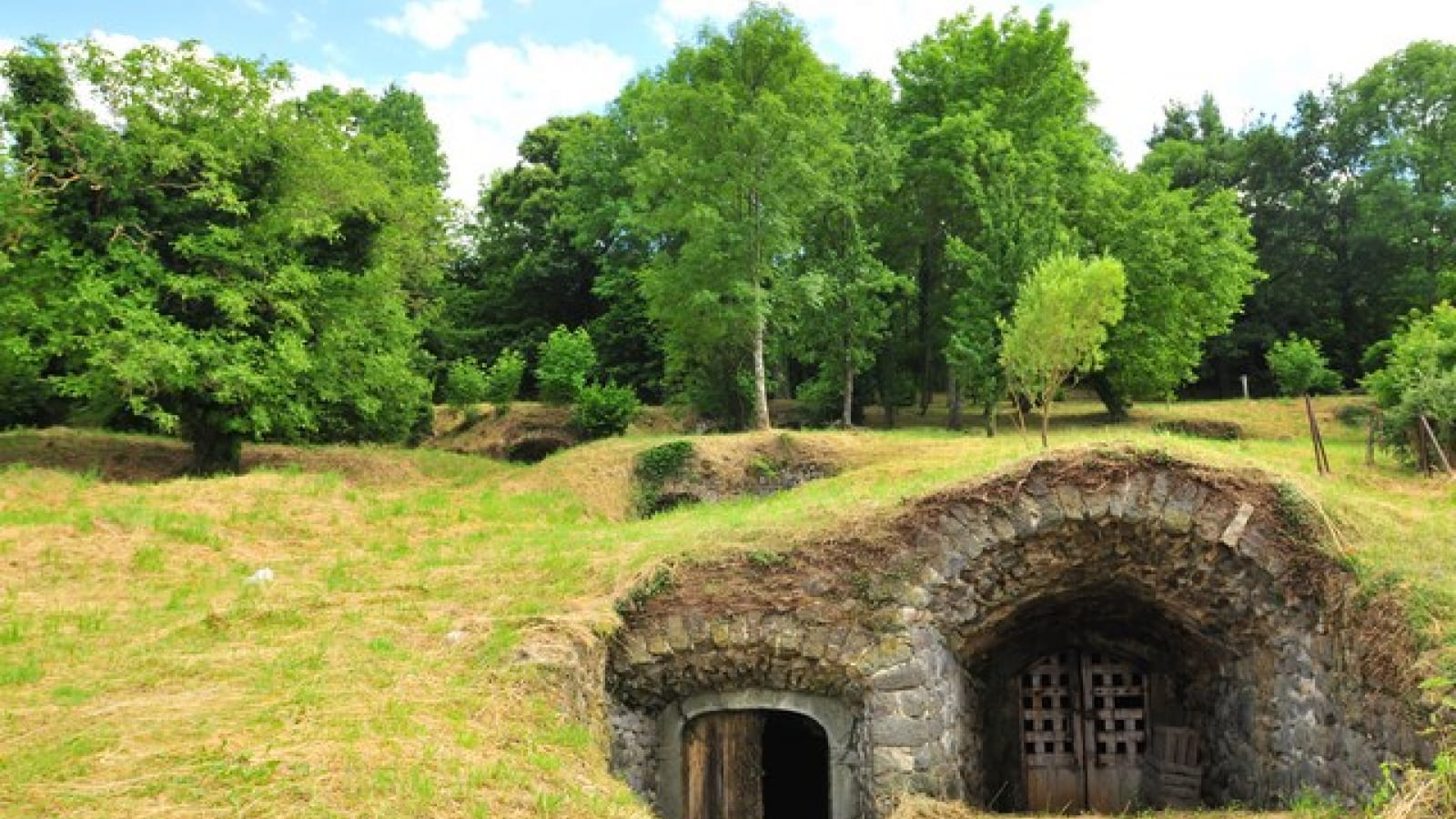 Les caves de Saint-Julien