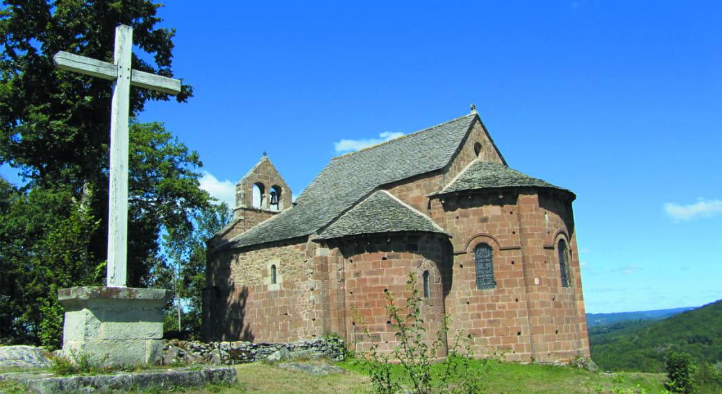 Chapelle Notre Dame du Roc Vignonnet