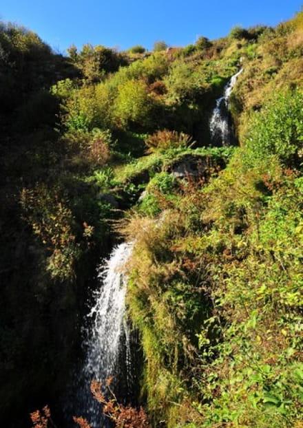 Cascade d'Apcher