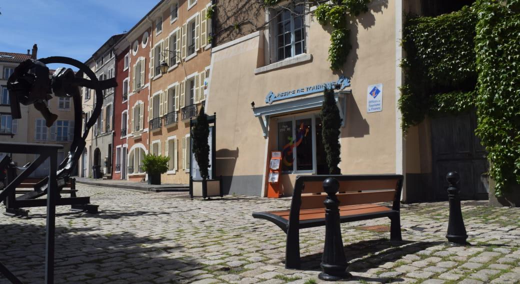 Accueil Tourisme Pays d'Issoire