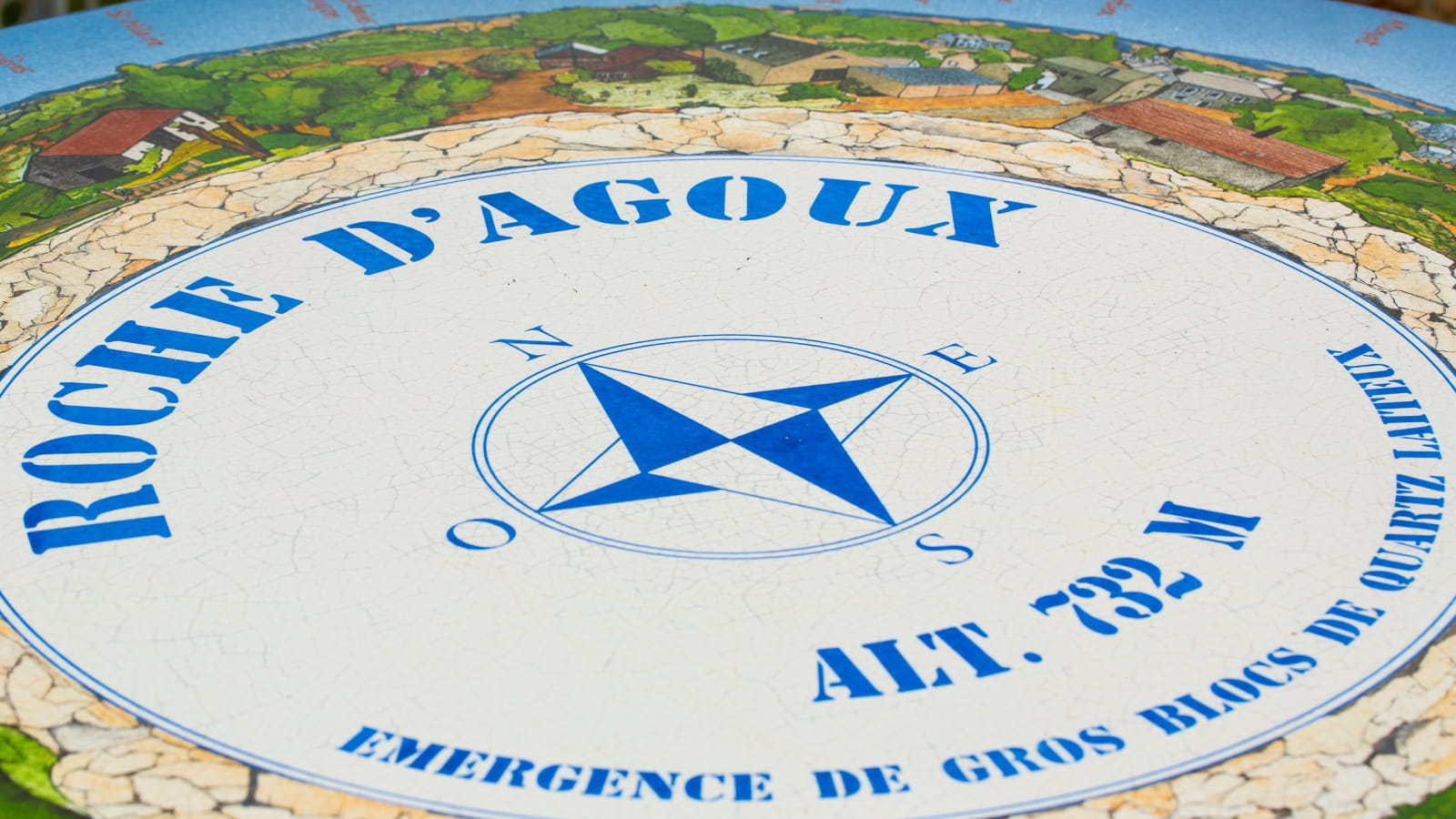 Roche d'Agoux