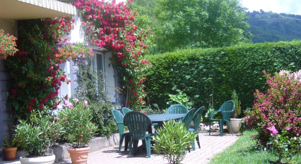 Villa La Lézardière (Appt Roseraie)