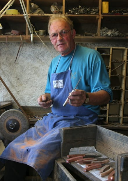 Maurice Dubost - Artisan Coutelier