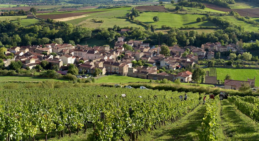 Village de Boudes