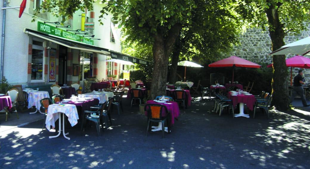 Hôtel-Restaurant Delmas