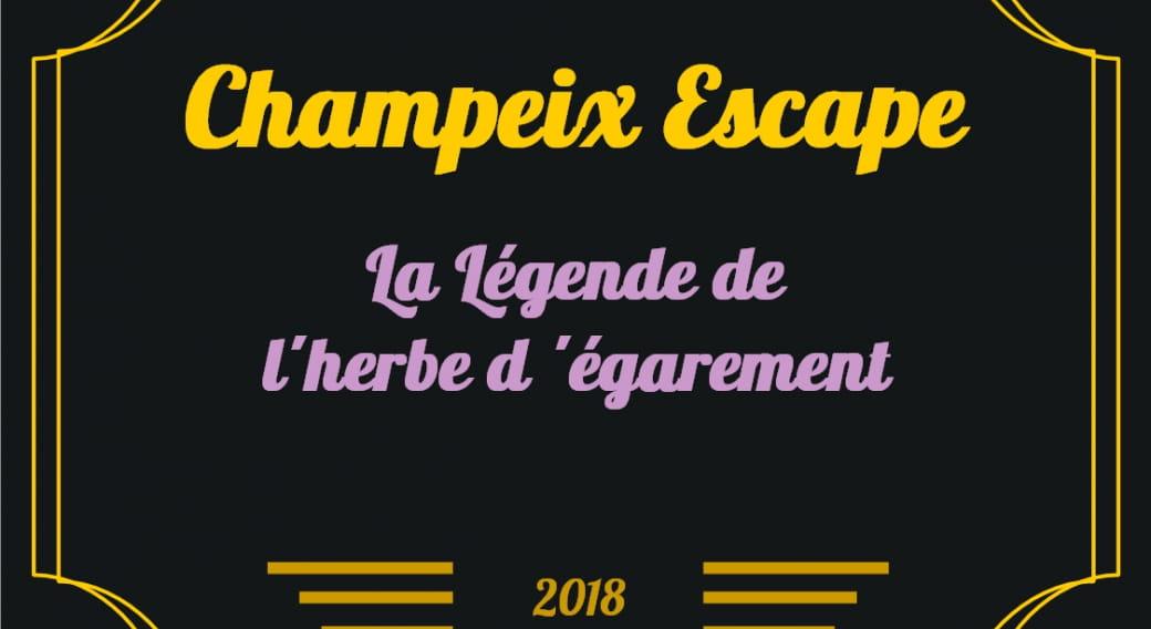 Champeix Escape