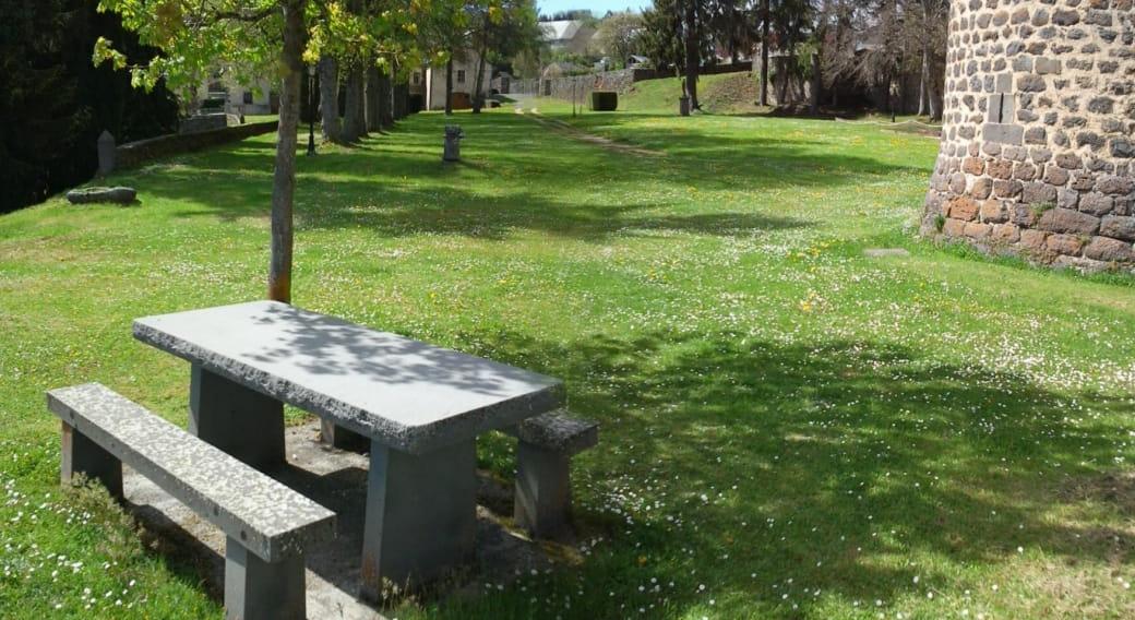 Parc du château des Ternes
