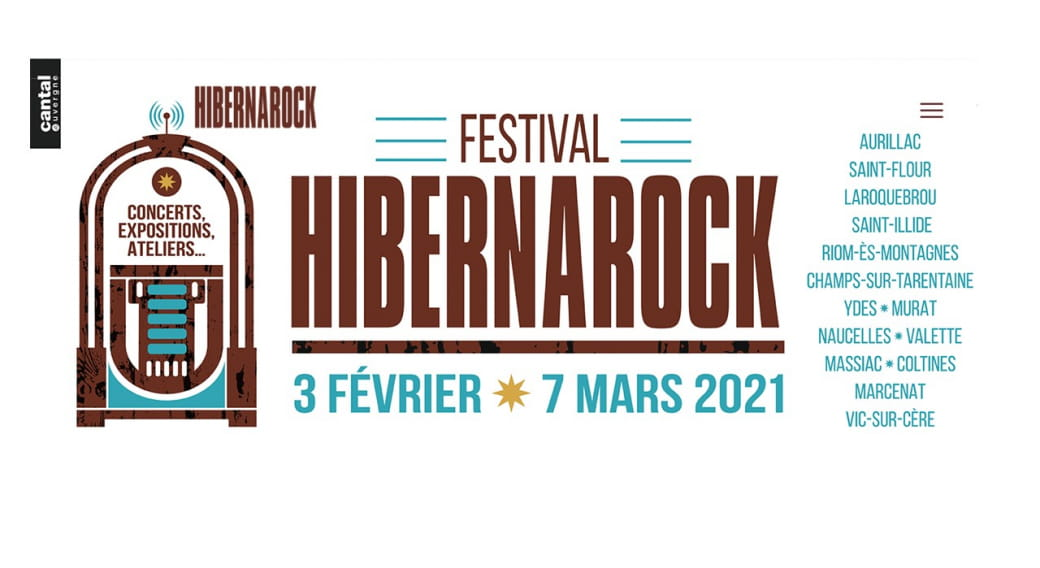 Festival Hibernarock - Charlelie Couture & The Doug