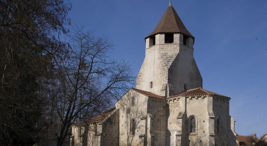 Eglise Saint-Pourçain