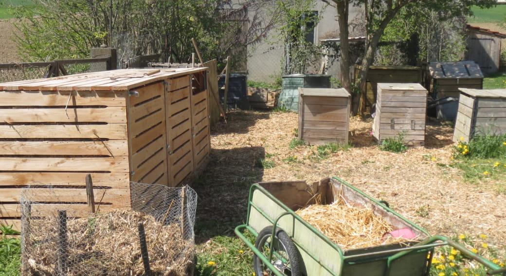 Semaine Européenne du Développement Durable: atelier jardinage au naturel !