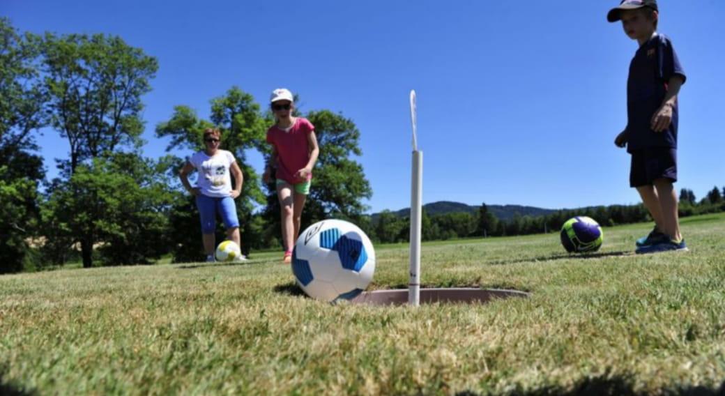 Golf de Cunlhat - Cours et pratique libre
