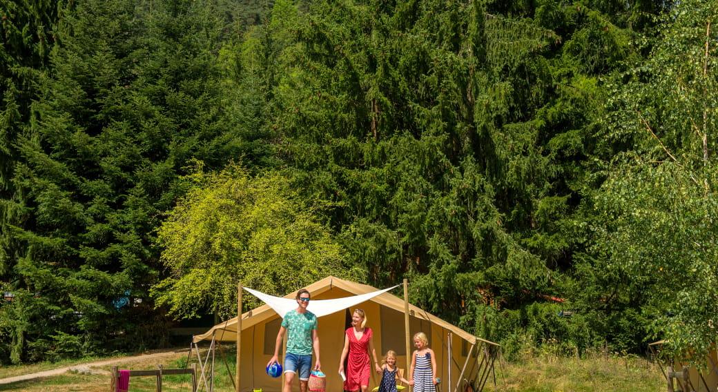 Camping de Vaubarlet - Camping Sites Et Paysages