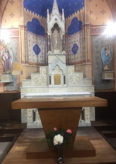 JEP Visites guidées de l'église Saint Barthélémy