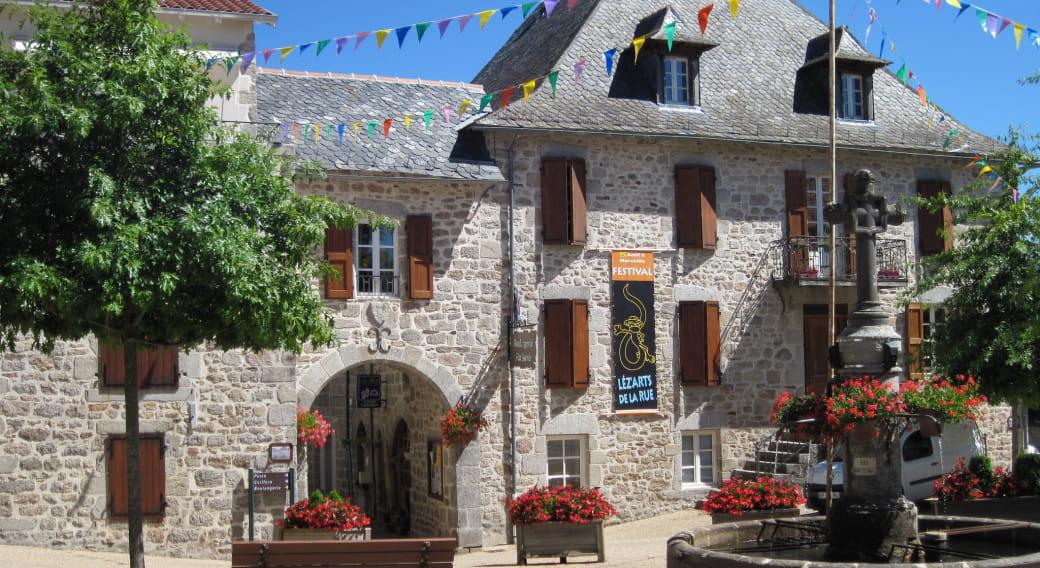 Marcolès - Petite Cité de Caractère ®