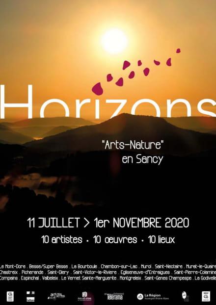 Horizons - Arts Nature en Sancy (dates modifiées)