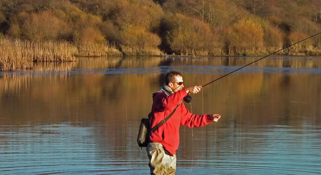 Activités de Sancy guidage Pêche