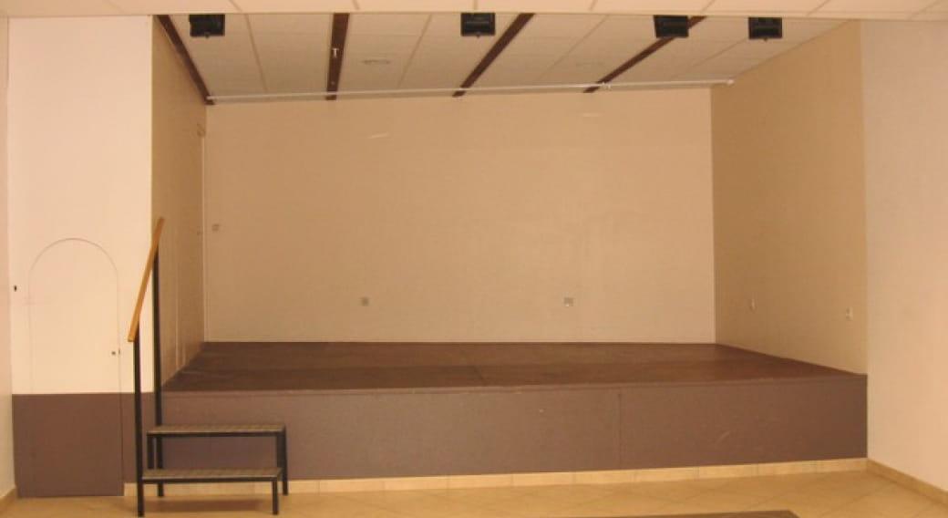 Salle polyvalente communale