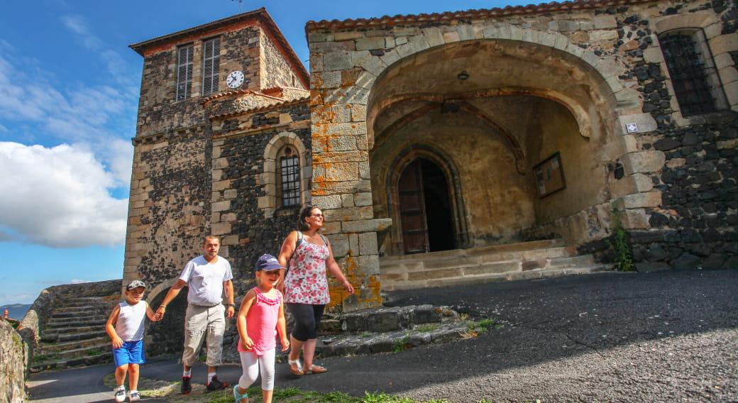 Église Saint-Maurice d'Usson