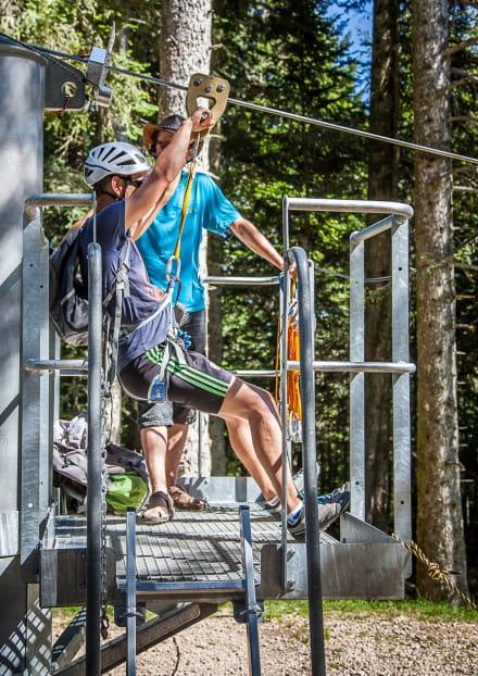 Prabouré - Entrée toutes activités - Pass 'Grands Montagnards' (+ 25 kg et + 1,30m)