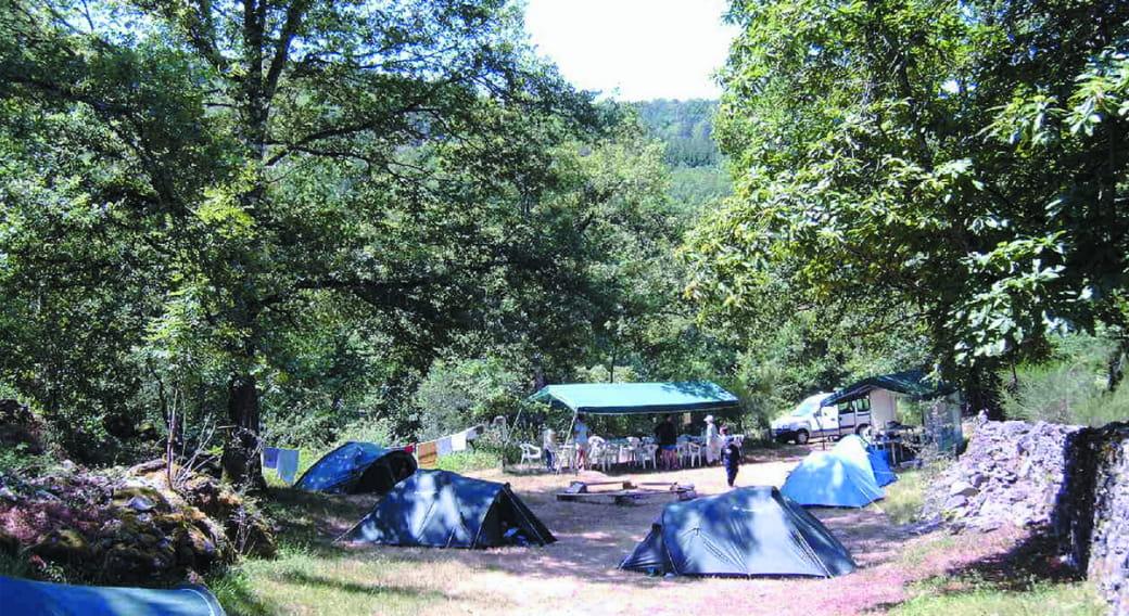 Camping de l'Écureuil