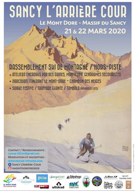Sancy l'Arrière Cour : derby du Mont-Dore