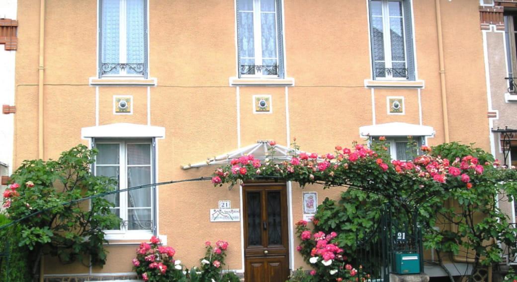 Façade - Villa Saint-Joseph - Studio