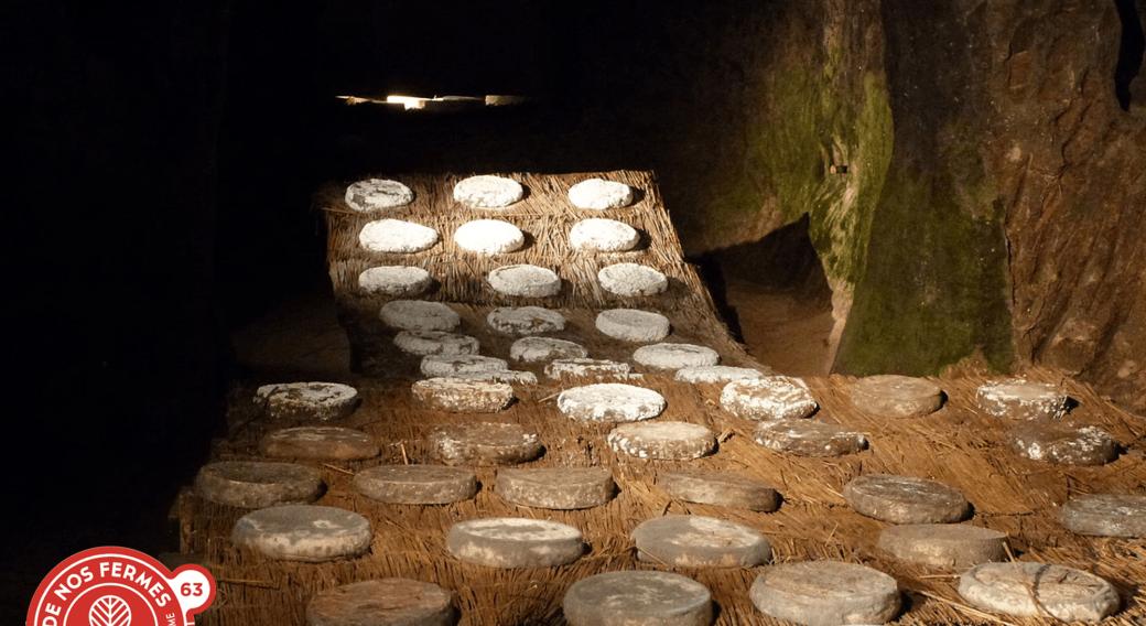 Cave d'affinage du Saint-Nectaire