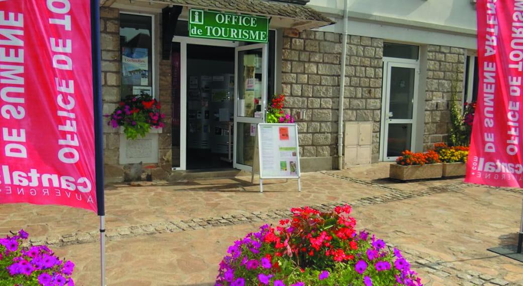 Office de Tourisme de Sumène Artense bureau de Champs