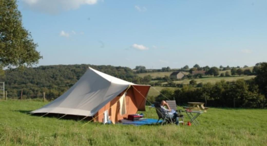 Mini Camping Sans Parure