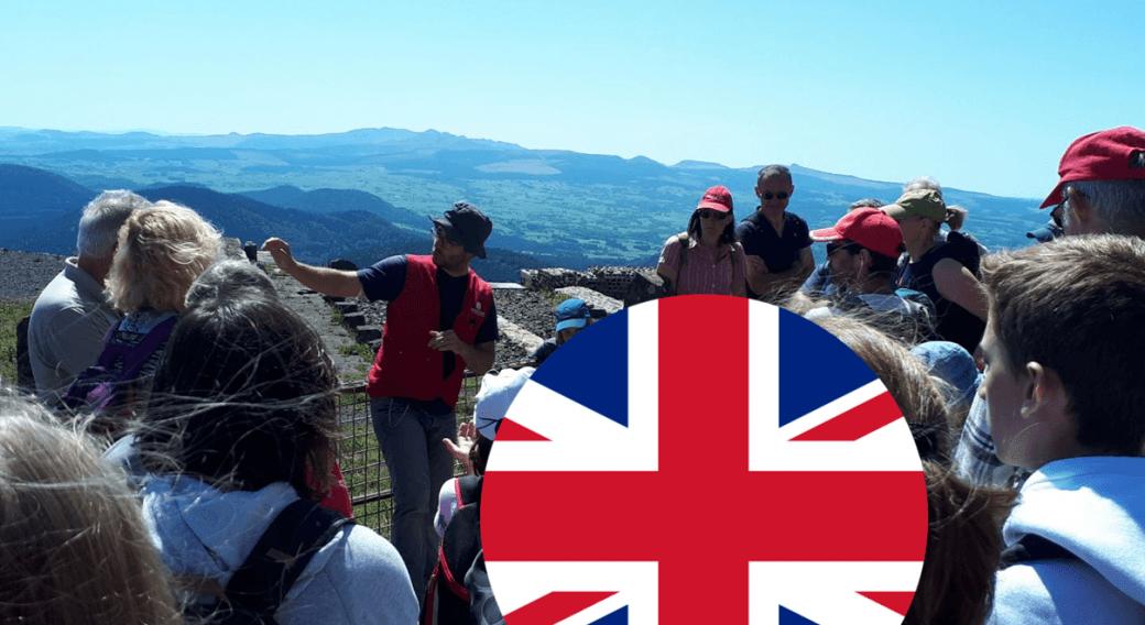Guided tour 'Discovering the puy de Dôme'