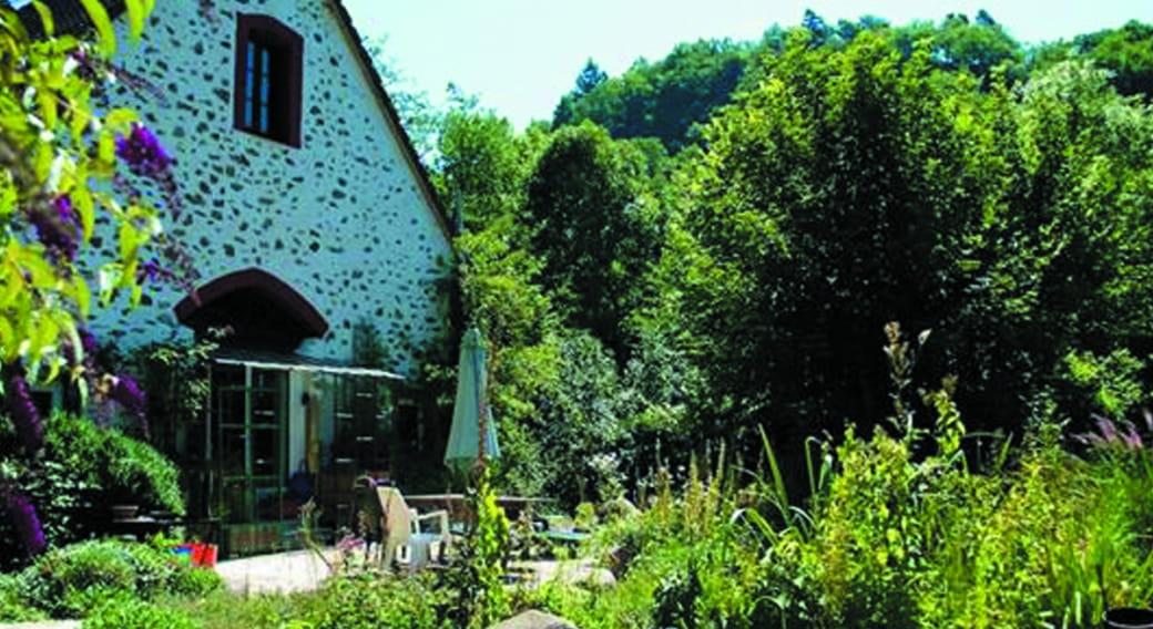 Le Moulin de Champalier - Meublé Le Chèvrefeuille