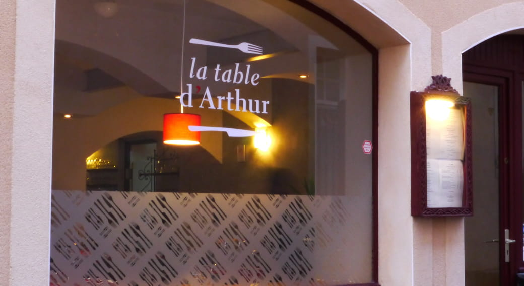 La Table d'Arthur - Issoire