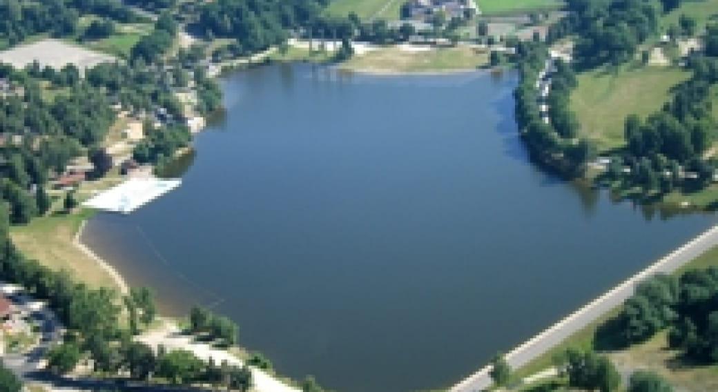 Aire de service Plan d'eau des Prades
