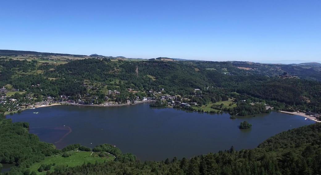 Lac Chambon - Murol