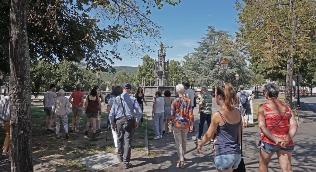 Visite guidée - Fontaine Amboise