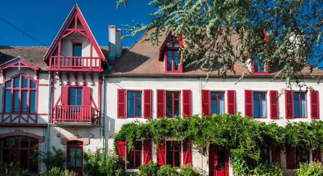 Maison de charme en Bourbonnais
