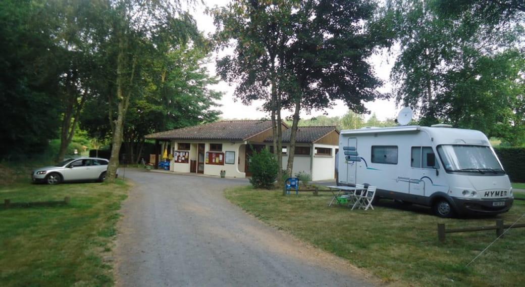Accueil camping-car camping les Prairies